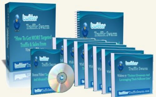 Product picture Twitter Traffic Storm and Bonuses